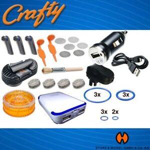 Crafty Vaporizer Spare Parts & Accessories by Storz & Bickel
