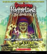 Stine R. L./ Morris Cassand...-Help! We Have Strange Powers!  CD NEW