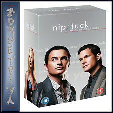 NIP TUCK - COMPLETE SERIES -  SEASONS 1 2 3 4 5 & 6 *BRAND NEW DVD BOXSET**