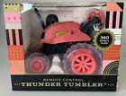 FAO SCHWARTZ Remote Control THUNDER TUMBLER - NEW!