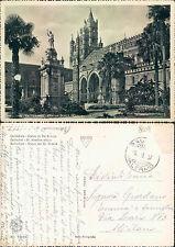 PALERMO - CATTEDRALE - STATUA DI S. ROSALIA       (rif.fg.8009)