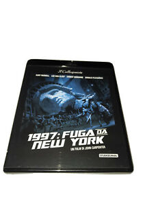1997 : FUGA DA NEW YORK  (Blu-ray).
