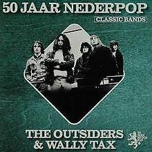 50 Jaar Nederpop von Outsiders, Wally Tax | CD | Zustand sehr gut