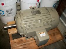 New Ge 15hp Motor 460v 189 A 1180 Rpm 3 Phase 284tz Frame 5k6s284lab320