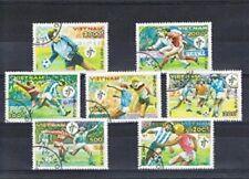 Serie voetbal / football (30) WK 1990 - Vietnam