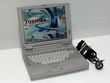 Toshiba Satellite 300CDS Pentium 166MHz MMX, 32MB RAM, Windows 95, Great Battery