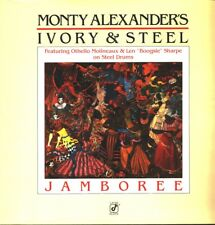 Monty Alexander's Ivory & Steel - Jamboree / Top LP