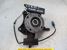 Radlagergehäuse Achsschenkel links vorn Mit ABS 43963 CITROEN C5 (RC_) 1.6 HDI