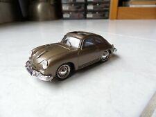 Porsche 356 R121 Marron 1952 1/43 Brumm Miniature