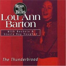 Lou Ann Barton : The Thunderbroad CD Highly Rated eBay Seller, Great Prices