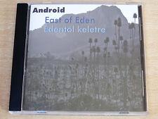 Android/East Of Eden/Edentol Keletre/2009 CD Album/Jazz Rock