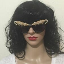 Anna Dello Russo X H&M Embellished Rhinestone Glasses