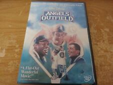 ANGELS IN THE OUTFIELD DANNY GLOVER TONY DANZA DVD MOVIE FILM DISC WALT DISNEY