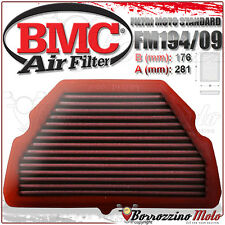 FILTRE À AIR SPORTIF BMC HONDA CBR 600 F4 SPORT 2001-2002 (FM194/09)