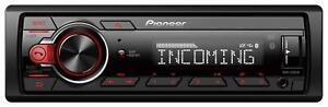 Pioneer MVH-330DAB MP3-Autoradio mit DAB Bluetooth USB AUX-IN