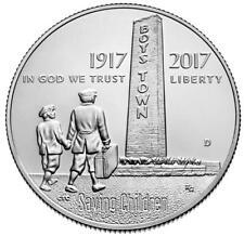 USA - 1/2 Dollar 2017 - Boys Town 100. Jubiläum 1917-2017 - Kupfer-Nickel ST