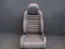 ORIGINALE GTI stoffa Sedile Anteriore Sedile VW Golf 5 a quadri Sedili Sportivi Attrezzatura