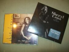 Sheryl Crow       ** CD LOT **          Run, Baby, Run  --  Be Myself