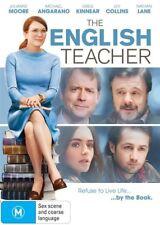 The English Teacher (DVD, 2015)  Julianne Moore, Michael Angarano, Greg Kinnear