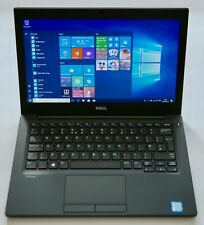 DELL Latitude 7280 Laptop  i7 - 16GB DDR4 - 256GB SSD + WIN10 + Office 2016 Pro