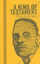 A Kind of Testament (Paperback or Softback)