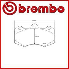 07.B314.61#2 PASTIGLIE FRENO ANTERIORE SPORTIVE BREMBO SPORT AUDI A4 Avant (8D5,