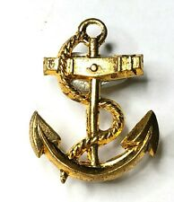Royal Navy anchor Badge 3.2 x 2.5 cm's