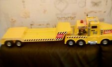TONKA Construction Truck 2001 Hasbro Truck Lights Sounds Working #03265