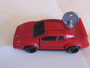 McDonalds Happy Meal Toy Hot Wheels Key Force Car red 1993