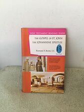 The Gospel of St. John by Raymond E. Brown (1960) PB
