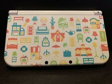 Nintendo New 3DS XL Animal Crossing LIMITED EDITION Handheld Console IPS Screen