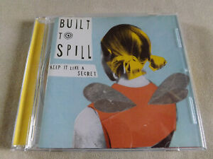 CD ** BUILT TO SPILL - Keep It Like A Secret ** 1999 ** City Slang