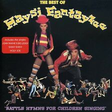 Battle Hymns For Children Singing - Haysi Fantayzee (2007, CD NEU)