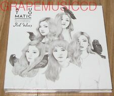 RED VELVET Ice Cream Cake 1ST MINI ALBUM Automatic Ver. CD & FOLDED POSTER NEW