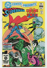 DC Comics Presents Superman And The  Guardians Of The Universe #60 NM   CBX15A