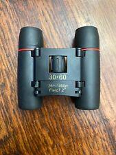 binoculars 30x60 Field 7.2 126m/1000m