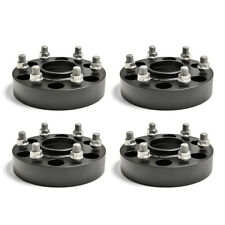 4Pcs 1.5'' Strong 6 Lug Rim Spacer Wheel Spacer 6x4.5 fit Nissan Navara (05-16)