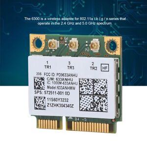 Netzwerkkarte Mini PCI-E 450M Intel 6300AGN for Lenovo Thinkpad T420i T420S ★