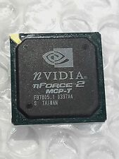 Chip NVIDIA nForce 2 FB7805 .1 TAIWAN - Collezionismo - Dissaldato,no reballing