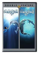 Dolphin Tale/Dolphin Tale 2 (DVD, 2016, 2-Disc Set) NEW