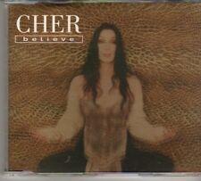 (DO809) Cher, Believe - 1998 CD