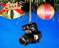 CHRISTBAUMSCHMUCK Decoration Tree Party Home Decor Pentax Camera K-5 Black *A535