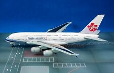 DW China Airlines Taiwan Airbus A380 1:400 Diecast Commercial Plane Model 16689
