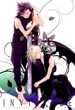 Final Fantasy VII YAOI Doujinshi '' INVISIBLE '' Cloud Zack FF7