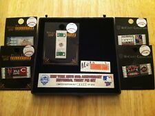 COMPLETE SET 2012 NEW YORK METS 50TH ANNIVERSARY HISTORICAL PIN OF THE MONTH
