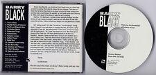 BARRY BLACK S/T 1995 US 14-track promo CD Ben Folds Archers Of Loaf
