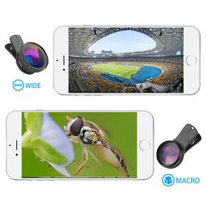 0.45x Wide Angle & 12.5x Super Macro Lens Seconds Change To DSLR For Samsung