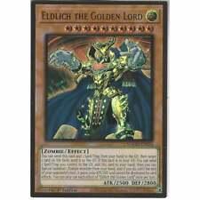 Mago-en024 Eldlich The Golden Lord 1st Edition Premium Gold RARE Card Yugioh