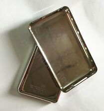 Thick 2TB customizing Metal Back Case Housing Cover for ipod classic
