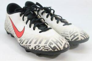 Nike Vapor 12 Club NJR FG/MG Mens Red/Black Sneakers 10M(ZAP8355)